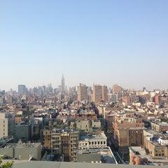 Photo taken at Sheraton Tribeca by David W. on 6/29/2012