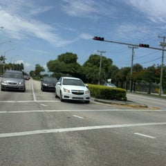 Photo taken at SW 144th Street & US1 by Kevin H. on 7/23/2012