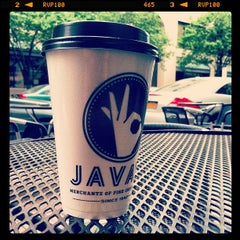 Photo taken at Java's Cafe by T.C. P. on 5/23/2012