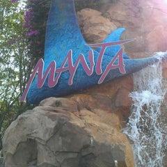 Photo taken at Manta by Rachel N. on 1/2/2012