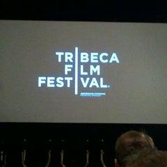 Photo taken at Tribeca Cinemas by Ravi K. on 4/23/2012
