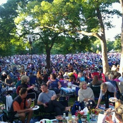 Photo taken at Ravinia Festival by Courtney G. on 9/5/2011