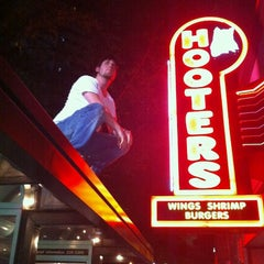 Photo taken at Hooters by Alex I. on 9/12/2011