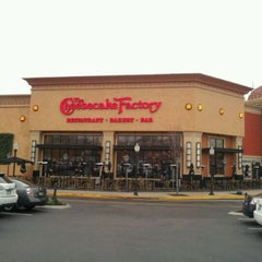 Photo taken at The Cheesecake Factory by Scott T. on 12/12/2011