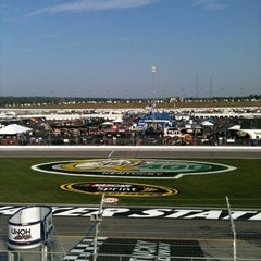 Photo taken at Kentucky Speedway by Tabitha B. on 6/29/2012