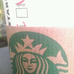 Photo taken at Starbucks by Stephen W. on 5/1/2012