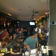 Photo taken at Solas Lounge & Rooftop Bar by Andrei D. on 6/17/2012