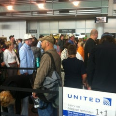 Photo taken at Terminal A by Michael M. on 8/19/2012