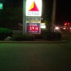 Photo taken at Citgo by Sandy F. on 5/19/2012