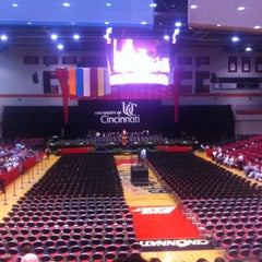 Photo taken at Fifth Third Arena by Stephanie B. on 6/9/2012