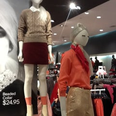 Photo taken at H&M by Jeff S. on 9/1/2012
