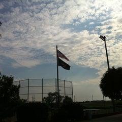 Photo taken at AJ Wlson Sports Complex by Chris K. on 7/16/2011
