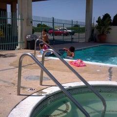 Photo taken at Howard Johnson Express Inn Stanton, CA by Darryl C. on 4/7/2012