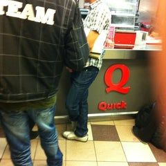 Photo taken at Quick by gregory h. on 9/16/2011