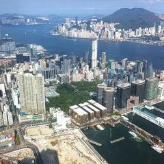 Photo taken at The Ritz-Carlton, Hong Kong by Karla C. on 7/20/2011
