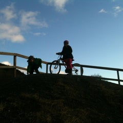 Photo taken at Cardrona Pump And Jump Track by Marc on 1/22/2012