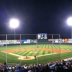 Photo taken at Knights Stadium by Jonathan W. on 4/24/2011