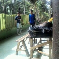 Photo taken at Cimahpar Futsal by Jarip Aripudin Almamuni on 2/12/2012