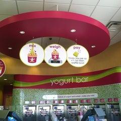 Photo taken at Menchie's by Sarah P. on 3/5/2012
