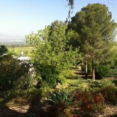Photo taken at Kibbutz Kfar Sold by Alexander K. on 4/13/2012