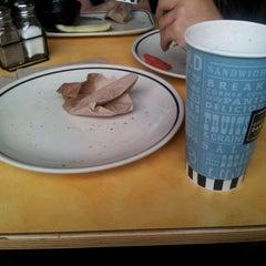 Photo taken at Corner Bakery Cafe by Daniel A. on 3/2/2012
