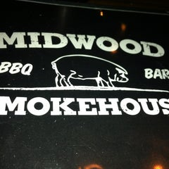 Photo taken at Midwood Smokehouse by Greg L. on 9/3/2012