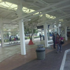 Photo taken at Olympia Transit Center by William H. on 9/16/2011