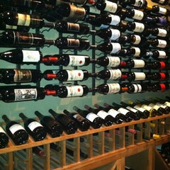 Photo taken at D'Vine Wine Bar by Pam on 1/21/2012