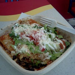 Photo taken at Rancho Bravo Tacos by Amber S. on 6/7/2012