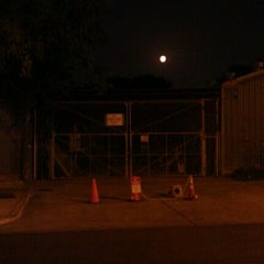 Photo taken at Austin Coolers Dragon Boat Warehouse by Steve D. on 4/19/2011