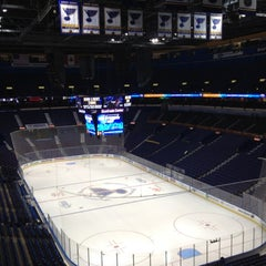 Photo taken at Scottrade Center by Mike A. on 4/6/2012