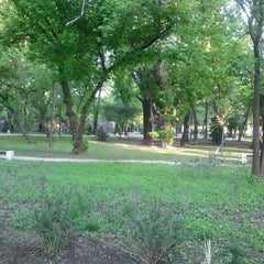 Photo taken at Parcul Eroilor by Caramatescu M. on 4/26/2012