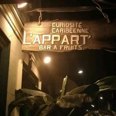Photo taken at L'Appart' by Neil O. on 6/4/2012