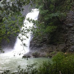 Photo taken at Montezuma Waterfall by KP on 10/13/2011