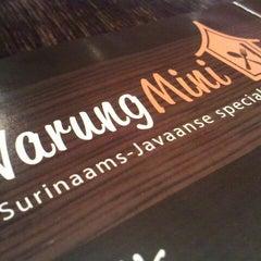 Photo taken at Warung Mini by Michael V. on 9/16/2011