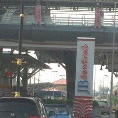 Photo taken at JB Sentral - City Square Bridge by Sri Kumar D. on 8/20/2012