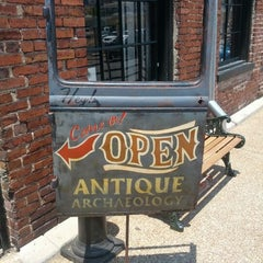 Photo taken at Antique Archaeology by Brad S. on 6/30/2012