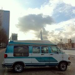 Photo taken at Poortgebouw by Cyril R. on 1/27/2012
