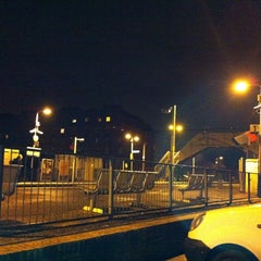 Photo taken at Jordanhill Railway Station (JOR) by Keith D. on 1/12/2011