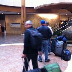 Photo taken at Sheraton Anchorage Hotel & Spa by Michael W. on 6/24/2012