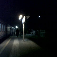 Photo taken at Stazione Camnago - Lentate by Roberta L. on 11/18/2011