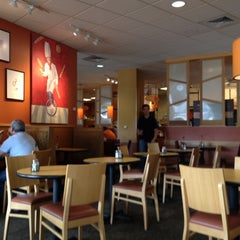 Photo taken at Panera Bread by Michael M. on 3/31/2012