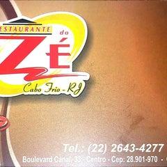 Photo taken at Restaurante do Zé by Samir I. on 9/24/2011