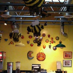 Photo taken at Bumble Bee's Baja Grill by Iliana on 8/15/2011