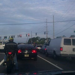 Photo taken at Big Bend Rd & 301 by Deirdre P. on 9/2/2011