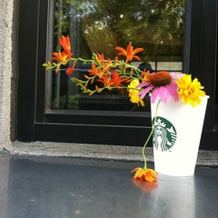 Photo taken at Starbucks by Robin T. on 6/19/2012