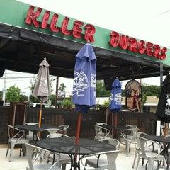 Photo taken at Grindhouse Killer Burgers by Samira B. on 7/21/2012