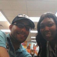 Photo taken at Dunkin Donuts by Dasha S. on 9/28/2011