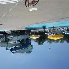 Photo taken at Splash Zone by Melinda B. on 9/3/2012