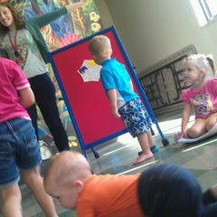 Photo taken at Hardesty Regional Library by Jess on 7/23/2012